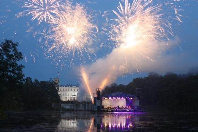 "The Fest ""Night of Music in Gatchina"" summer 2013"