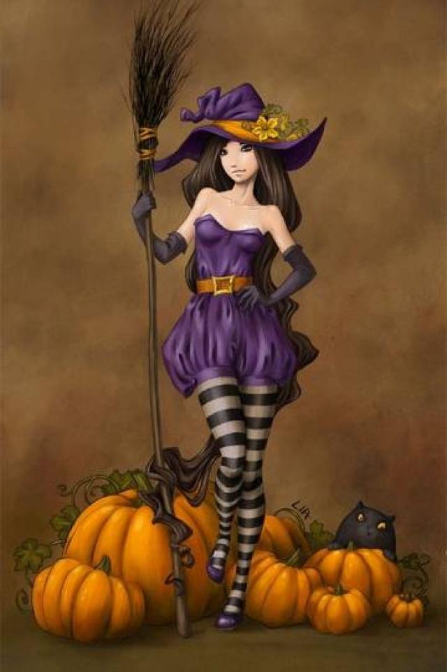 Чары Доброй Ведьмы