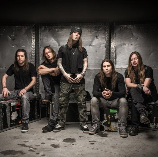 Фото Концерт Children of Bodom