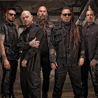 Фото Концерт Five Finger Death Punch