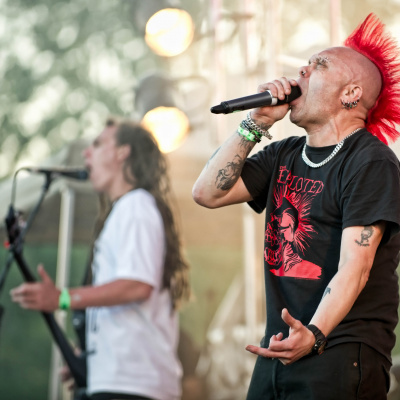Фото Концерт группы The Exploited