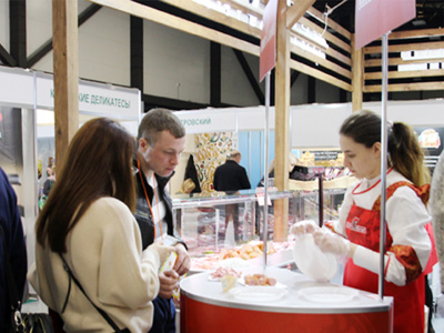 Фото Выставка InterFood 2020
