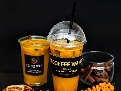 Фото Coffee Way на Заневском