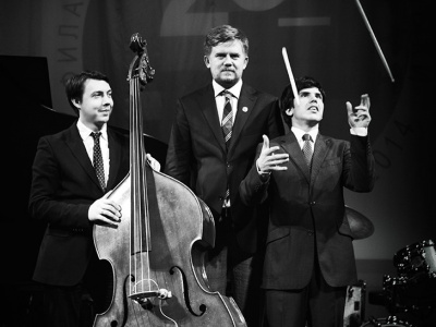 Фото Концерт The Jazz Classic Trio